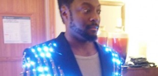 Will.I.Am - Tailored Video Jacket
